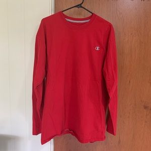 Champion Authentic Long Sleeve